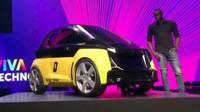 Usain Bolt představil vlastní elektromobil. Dojezdem opravdu překvapí - anotační obrázek