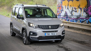 TEST: Peugeot Rifter 1,2 PureTech - Stačí přeplňovaný tříválec na velké rodinné auto? - anotační obrázek