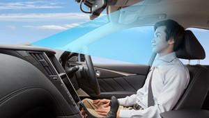Jízda po dálnici bez rukou na volantu? Nový Nissan Skyline má přinést revoluci - anotační obrázek