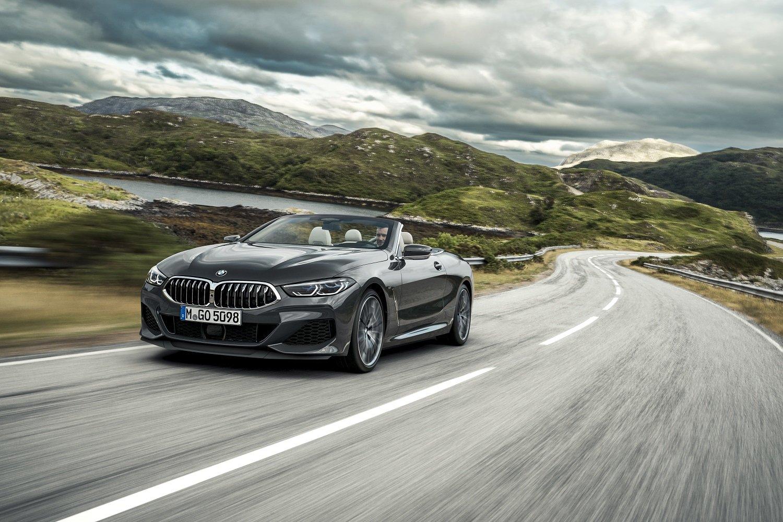 BMW modernizovalo svou nabídku, na své si přijdou milovníci výkonu, ekologie i krás přírody - anotační obrázek