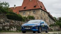 Elektrické vozy Hyundai zabodovaly v letošním ročníku Czech New Energies Rallye