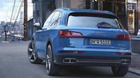 Hybridní Audi Q5 55 TFSI e quattro