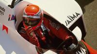 Niki Lauda (Twitter/@McLarenF1)
