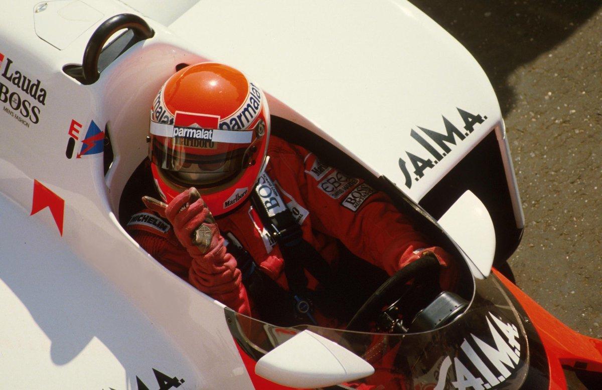 Zemřel Niki Lauda. Trojnásobný šampion formule 1 prohrál boj s vleklou nemocí - anotační obrázek