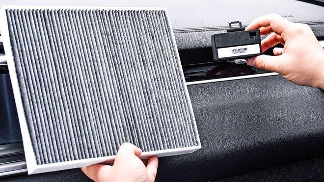 Hyundai ve svých vozech představuje inteligentní systém čištění vzduchu