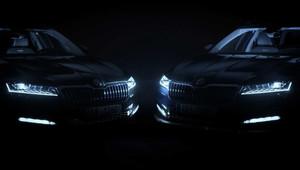 Škoda láká na premiéru omlazeného Superbu a čistě elektrického modelu Citigo