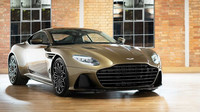 Aston Martin DBS Superleggera On Her Majesty's Secret Service