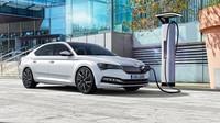 Škoda odhaluje svou elektrickou budoucnost, seznamte se s modely Superb iV a Citigo iV - anotační foto