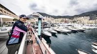 Sergio Pérez prožil v Monaku okamžik hrůzy