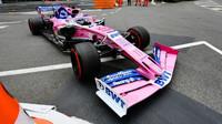 Magnussen potrestán po závodě, klesl v pořadí - anotační foto