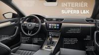 Omlazená Škoda Superb
