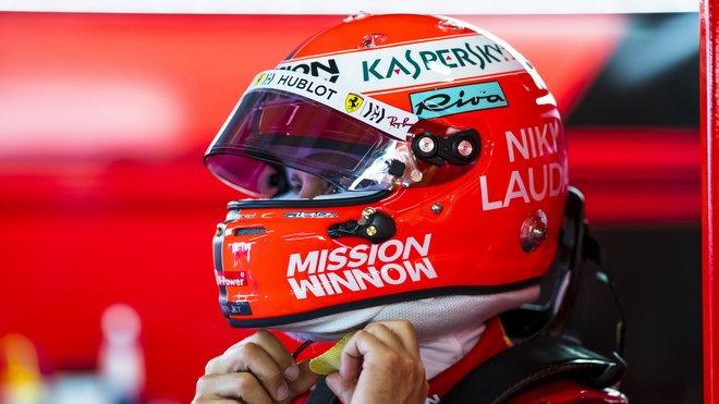 Sebastian Vettel má ve svých plánech do blízké budoucnosti jasno