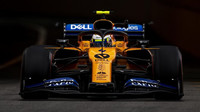"""""""Špatné rozhodnutí, Norris za týmem přesto stojí."""" McLaren potřeboval ještě 5 kol, aby jeho strategie zabrala - anotační foto"""