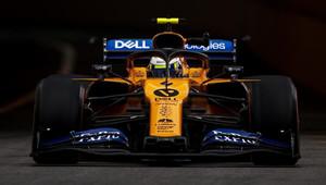 Norris se ve voze F1 cítí lépe, v F2 to pro něj bylo fyzicky mnohem těžší - anotační obrázek