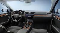 Modernizovaná Škoda Superb se poprvé představuje také ve verzi Scout