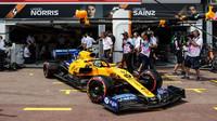 McLareny dosáhly na své poměry skvělého výsledku