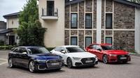 Nové modely Audi S TDI: Rychlé, agilní, úsporné a s překvapivým dojezdem - anotační foto