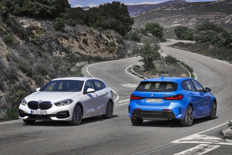 Nové BMW řady 1 slibuje úsvit nové éry, i s pohonem předních kol chce být zábavné a dynamické - anotační obrázek