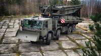 Tatra v úpravě mostního automobilu AM-70