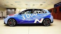 Nošovický závod Hyundai Motor Manufacturing Czech slaví tři miliony vyrobených aut