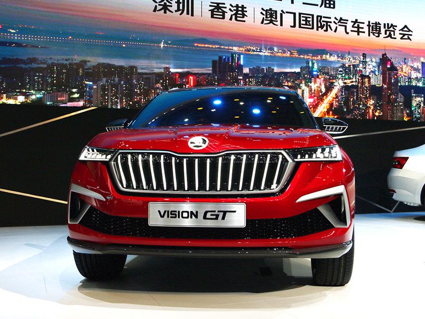 Škoda Vision GT