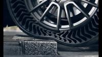 Michelin testuje nový typ pneumatiky