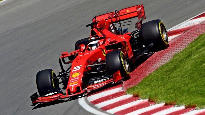 Sebastian Vettel rozporuplným hrdinou kanadského závodu