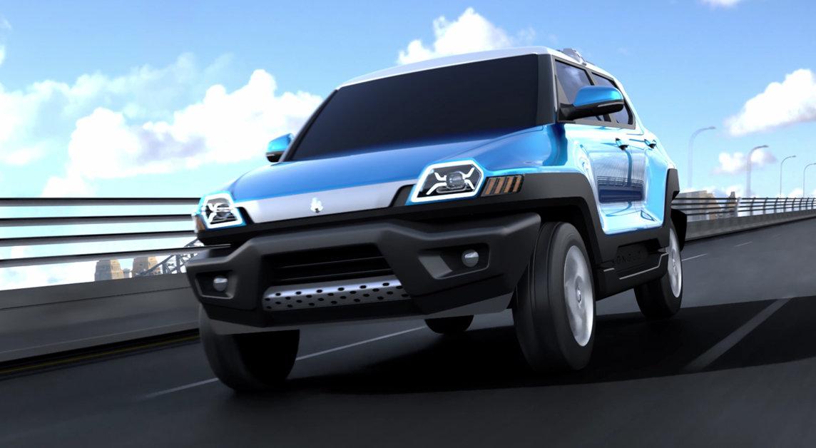 Nová korejská značka se pokusí dobýt svět, tentokrát ale s elektromobily - anotační obrázek
