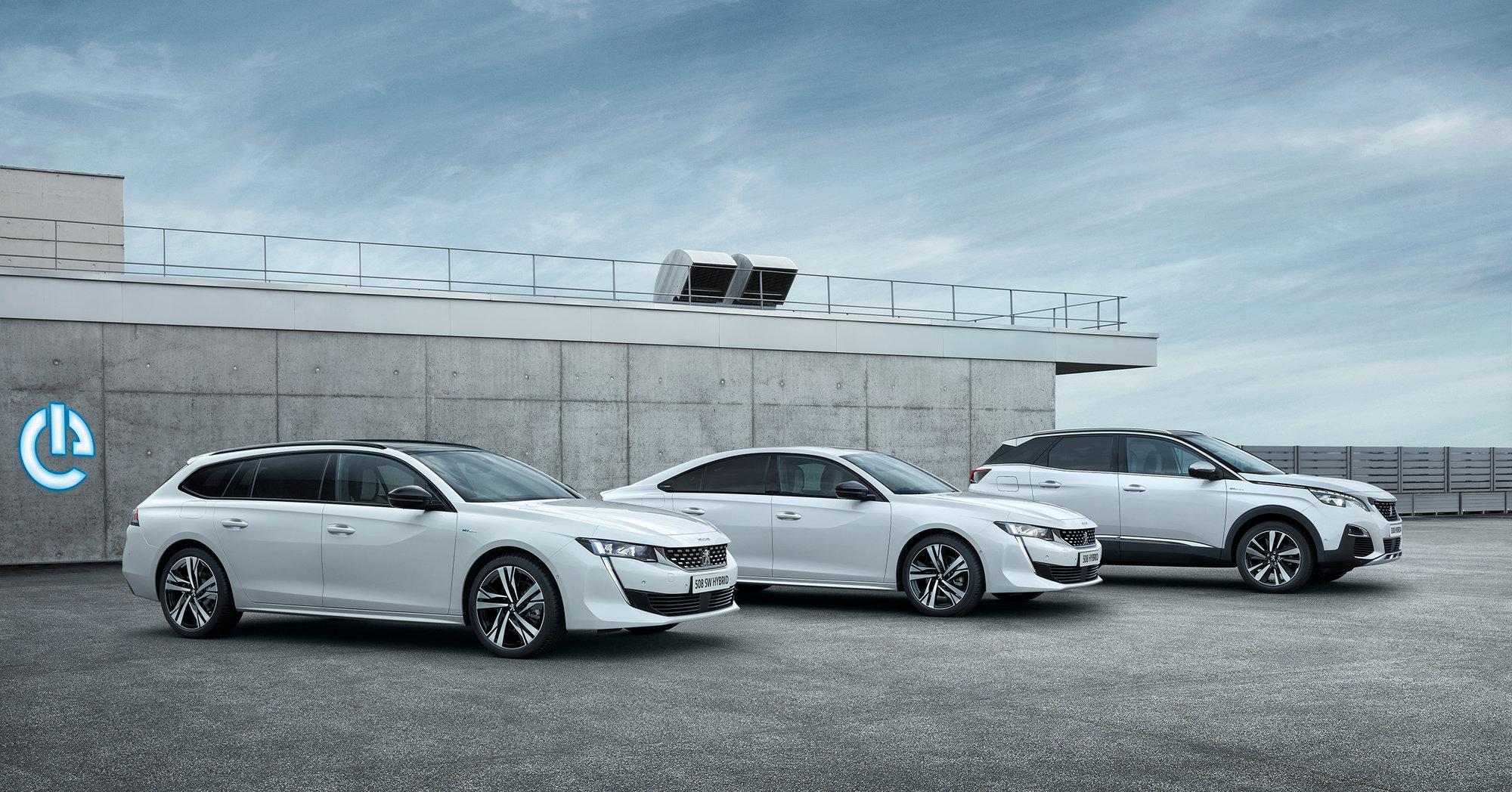 Francouzská ofenzíva: Peugeot chce ovládnout místní trh s elektromobily - anotační obrázek