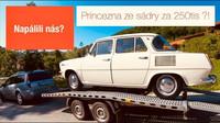 Škoda 1000MB 1967! Čtvrt milionu za princeznu ze sádry? - anotační foto