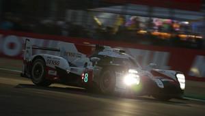 Po 24 hodinách rozhodlo v Le Mans o vítězi pouhých 17 vteřin - anotační obrázek