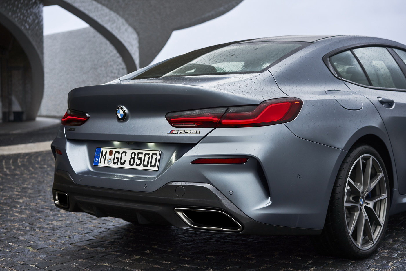 BMW 8 Gran Coupé (G16) konečně oficiálně! Nejkrásnější omsička podrobně, motor, rozměry... - anotační obrázek