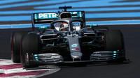 Lewis Hamilton zatím s jistotou kráčí za dalším titulem...