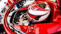 Kimi Räikkönen po skvělé kvalifikaci odjíždí domů bez bodů