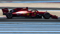 Sebastian Vettel ve Francii
