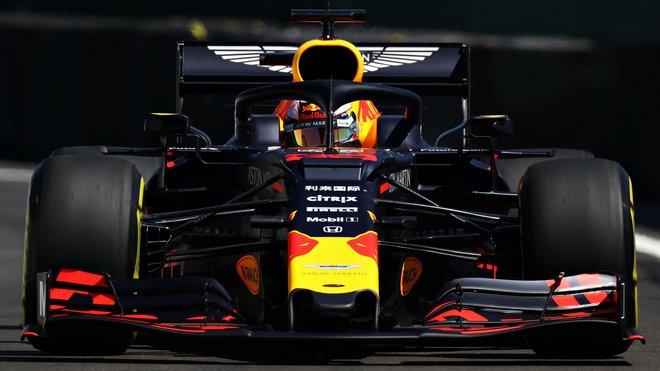 Max Verstappen opět zvedl Hondu na výsluní