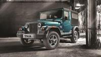 Další offroad končí. Na základech legendárního Willysu se dosud vyráběla Mahindra Thar - anotační obrázek