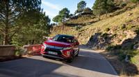Mitsubishi Eclipse Cross si připisuje další prestižní ocenění. Tentokrát z Ruska - anotační foto