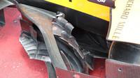 Deflektory Renaultu RS19 ve Spielbergu