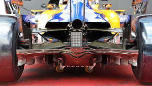 Difuzor McLarenu