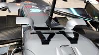 Výstupní otvor S-kanálu Mercedesu
