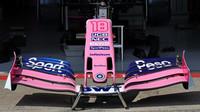 Přední křídlo Racing Pointu
