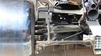 Detail zadní části Haasu