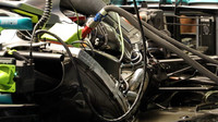 Chladič Mercedesu W10 v Rakousku