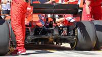 Zadní část loňského Ferrari SF90