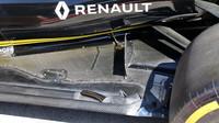 Podlaha Renaultu