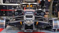 Zavěšení Red Bullu a otvory S-kanálu