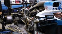 Útroby Williamsu s motorem Mercedes