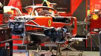 Rozebrané Ferrari SF90
