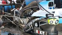 """""""Extrémně konkurenceschopný motor, růžová budoucnost."""" Williams zůstává u Mercedesu až do roku 2025 - anotační obrázek"""